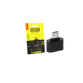 ADAPTADOR MICRO USB (V8) MACHO X USB FÊMEA OTG SHINKA - AT-V8-OTG