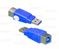 ADAPTADOR USB-A MACHO X USB-B FÊMEA TOMATE - MHC-5211