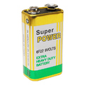 BATERIA 9V GRANEL SUPER POWER - 2675