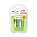 PILHA C 1,2V RECARREGÁVEL 4500MAH (BLISTER C/ 2) FLEX - FX-C45B2