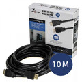 CABO HDMI 1.4 C/ 10,0M 15 PINOS S/ FILTRO KNUP - KP-H5000 (KP-10M)