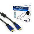 CABO HDMI 1.4 C/ 15,0M 15 PINOS C/ FILTRO E MALHA EXBOM - 2004