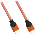 CABO HDMI 1.4 C/ 2,0M 19 PINOS C/ MALHA CH-208-20 PIXXO - CHDMI208HO