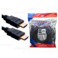 CABO HDMI 2.0 C/ 10,0M 19 PINOS 4K (PLÁSTICO) S/ FILTRO FY - 0479