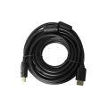 CABO HDMI 2.0 C/ 5,0M 19 PINOS 4K ULTRAHD C/ FILTRO (PLÁSTICO) ALLTECH - 2669 / EXBOM - 2483