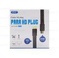 CABO HDMI FLAT 1.4 4K 3D C/ 10,0M E MALHA KNUP - KP-H51000 10M