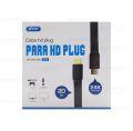 CABO HDMI FLAT 1.4 4K 3D C/ 20,0M E MALHA KNUP - KP-H51000 20M