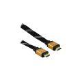 CABO HDMI FLAT 1.4 C/ 2,0M 19 PINOS C/ MALHA CH-203-20 PIXXO - CHDMIAA203