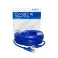 CABO PATCH CORD CAT.5E C/ 20,0M (CAIXA) CBX-N5C200 EXBOM - 2815