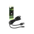 CABO USB COMPATÍVEL C/ CONTROLE PS4 (V8) C/ 1,80M X-CELL - XC-CAB4