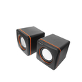 CAIXA DE SOM 2.0 5W C/ ALIMENTAÇÃO USB P/ PC E NOTEBOOK X-CELL - XC-CM-03