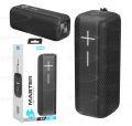 CAIXA DE SOM BLUETOOTH 10W IPX6 PRETO C/ FM / AUX / USB KIMASTER - K450PI