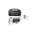 CAIXA DE SOM BLUETOOTH SUNBOX 50W RMS C/ FM / AUX / USB SUMAY - SM-CSP1304