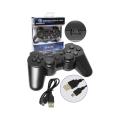 CONTROLE GAMER S/ FIO COMPATÍVEL C/ PS3 NO BLISTER KAPBOM - KAP-3W