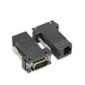 CONECTOR EXTENSOR VGA MACHO X RJ45 EXBOM - 1828 / STORM - ADAP0051 / LELONG - LE-5564