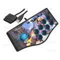 CONTROLE ARCADE FLIPERAMA P/ PS2 / PS3 / PC LEAVES