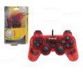 CONTROLE C/ FIO COMPATÍVEL C/ VÍDEO GAME PS2 COLORIDO NO BLISTER B-MAX - BM022