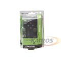 CONTROLE P/ VÍDEO GAME PS2 NO BLISTER KNUP - NS-2121 / VERDE - PS-2-C
