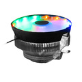 COOLER 120MM LED RGB UNIVERSAL P/ PROCESSADOR INTEL / AMD DEX - DX-7000