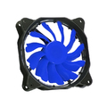 COOLER FAN 120MM X 120MM LED AZUL DEX - DX-12F
