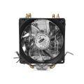 COOLER P/ PROCESSADOR INTEL / AMD C/ FAN DUPLO DEX - DX-9100D