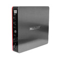 DESKTOP URBAN RED CORE I3 5005U / 4GB / 120 SSD / WIFI / WIN10 MULTILASER - DT026