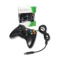 CONTROLE C/ FIO COMPATÍVEL C/ VÍDEO GAME XBOX 360 NO BLISTER X360CB