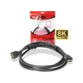 CABO HDMI 8K 2.1 C/ 1,80M 19 PINOS E FILTRO DEX - HM188