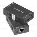 EXTENSOR HDMI 50M X RJ45 CAT5/CAT6 3D 1080P EXBOM - 1826 / LEAVES - 214