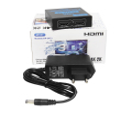 SPLITTER HDMI DIVISOR 1 ENTRADA X 2 SAÍDAS 1.4 3D 1080P EXBOM - 1549 / KNUP - KP-3471