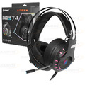 HEADSET GAMER USB 7.1 C/ LED RGB P/ PC / MAC SHINKA - SH-FO-Q10