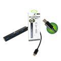 HUB USB TYPE-C 3A C/ 3 PORTAS USB X-CELL - XC-HUB-9