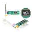 PLACA DE SOM PCI 4.1 CANAIS LEAVES / SHINKA-4.1