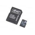 KIT 2 EM 1 CARTÃO MICRO SD 16GB C/ ADAPTADOR SD KNUP - KP-M016