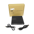 LEITOR / GRAVADOR DE CD / DVD EXTERNO USB DEX - DG-100