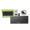 MINI TECLADO USB SLIM C/ FIO X-CELL - XC-TEC-02