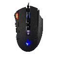 MOUSE GAMER LED RGB PROGRAMÁVEL 12000 DPI SENSOR PIXART 3360 C/ FIO USB HOOPSON - GT-900
