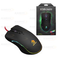 MOUSE GAMER USB PRETO LED RGB C/ FIO 6400 DPI GM-V550 INFOKIT - 3052