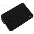 MOUSE PAD GAMER 350MM X 250MM C/ LED RGB DEX - RY-2535