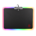 MOUSE PAD GAMER 350MM X 250MM C/ LED RGB HOOPSON - MP75