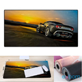 MOUSE PAD GAMER POR DO SOL EXTRA GRANDE 700 X 350 X 3MM EXBOM - 2706