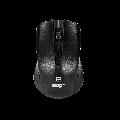 MOUSE USB LINE S/ FIO 2.4GHZ PRETO 1200 DPI MO04 C/ PILHA ELOGIN - MOUSB1200BK04