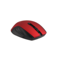 MOUSE USB S/ FIO 2,4GHZ BLACK RUBY 1600 DPI MAXPRINT - 6014591