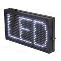 PAINEL DE LED BRANCO 36 X 20CM C/ ENTRADA USB LELONG - SL-0421B