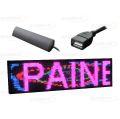 PAINEL DE LED RGB 136 X 40CM BIVOLT C/ WIFI E ENTRADA USB LELONG - SL1347C