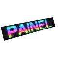 PAINEL DE LED RGB 200 X 40CM BIVOLT C/ WIFI E ENTRADA USB LELONG - SL-2045C