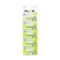 PILHA A27 12V BLISTER C/ 5 PÇS FLEX - FX-27A