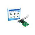 PLACA DE REDE PCI EXPRESS 10/100/1000MB LEAVES - PC-LAN