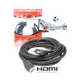 CABO HDMI 1.4 C/ 3,0M 15 PINOS C/ FILTRO E MALHA DEX - HM30