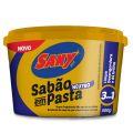 SABÃO EM PASTA SANYMIX AMARELO SANY - 1389000419